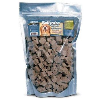 Bellyrubs Organic All Natural Freeze-Dried Treats - Lamb & Liver - 14 oz