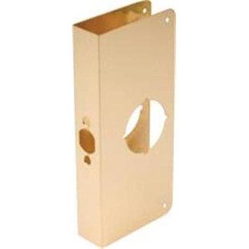 Don-Jo Mfg 804209 Door Reinforcer 1.25X4.25X9 -Pack of 3