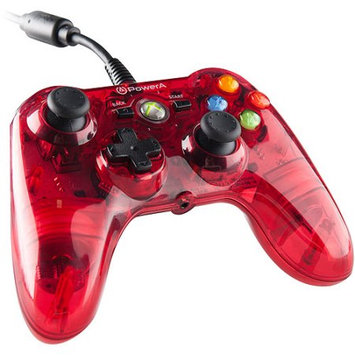 Powera Power-A 617885003103 Mini Pro EX Wired Controller for Xbox 360 - Red