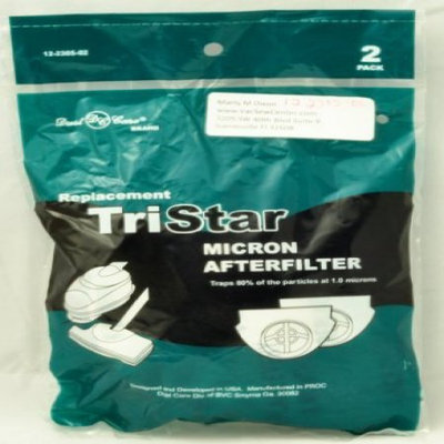 Dixon TriStar Vacuum Cleaner Secondary After Filter