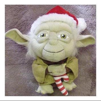 Comic Images Santa Yoda Super Deformed Plush