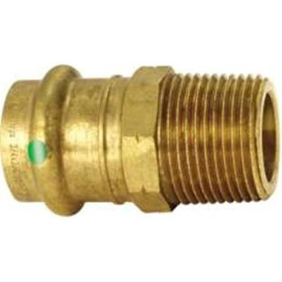 Nibco Inc. Nibco, Inc. 335018 Press Male Adapter.5 In. X.25 In.