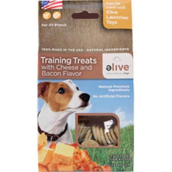 Elive. 034258 Training Dog Treats - Cheese-Bacon 3.5 Oz.