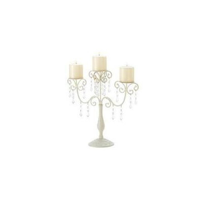 Koehler Home Decor Ivory Elegance Candleabra