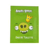 Air Val International Angry Birds - King Pig by Air-Val International for Kids - 1 Pc Perfumed Wipes