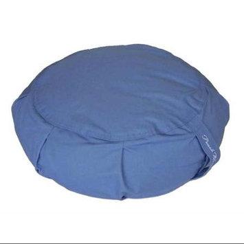 Peach Blossom Yoga 11005 Zafu Pillow - Light Blue