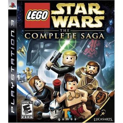 Lucas Arts Entertainment 33038 Lego Star Wars: The Complete Saga Ps3