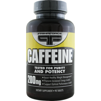 Primaforce Caffeine 200 mg - 90 Tablets