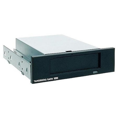 Tandberg Data Corp Tandberg Data RDX QuikStor 8636-RDX Drive Enclosure Internal - Black