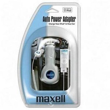 Maxell Auto Adapter - 12 V DC Input Voltage