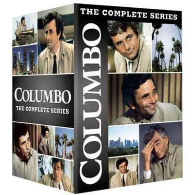 Columbo: The Complete Series (34pc) - Fullscreen - DVD