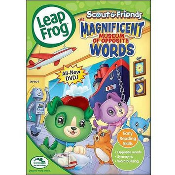 Leapfrog: The Magnificent Museum Of Opposite Words (DVD)