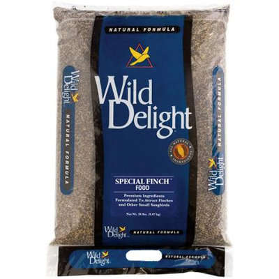D & D Commodities, Ltd Wild Delight 20 Lb Special Finch Food