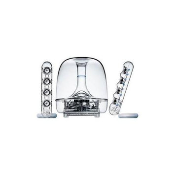 Harman Multimedia Harman Kardon SoundSticks II 2.1 Plug and Play Multimedia Speaker System
