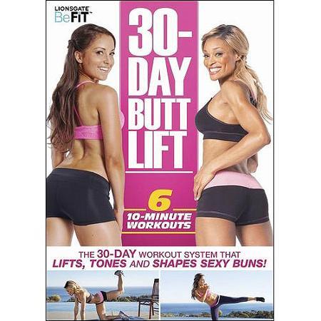 Lions Gate Entertainment Befit: 30-Day Butt Lift (DVD)