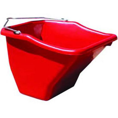 Miller Mfg Co Inc P Miller Mfg Co Inc Better Bucket- Red 20 Quart - BB20RED
