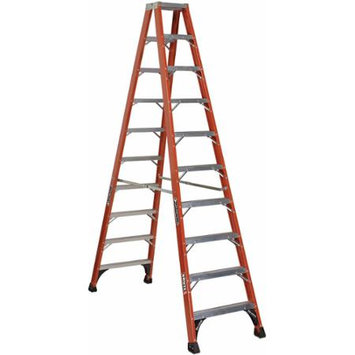 Louisville Specialty Double-Step Ladder - 7 Steps