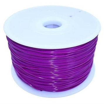 Dockwell 3D Printer PLA Filament 1.75mm 1kg Solid Purple