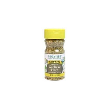 Frontier Natural Products Organic Garlic & Herb Seasoning Blend