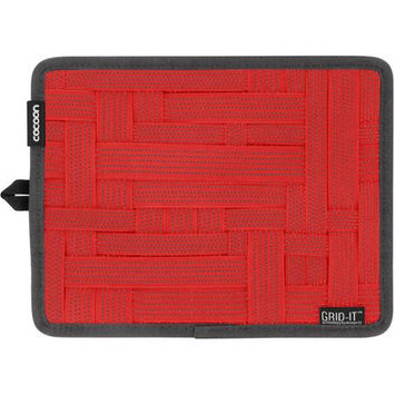 Cocoon CPG7 GRID-IT! Organizer, iPad Case Accessory - Racing Red