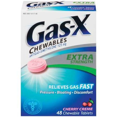 Gas-X Antigas Plus Antacid