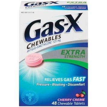 Gas-X Antigas Plus Antacid