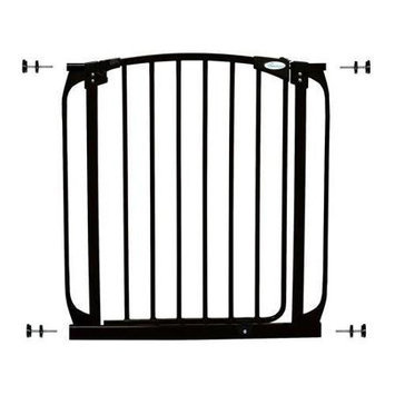 Babies R Us Dreambaby Swing Closed Metal Gate - Black