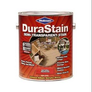 RustOleum 252586 DuraStain Semi-Transparent ~ Natural Redwood, Gallon