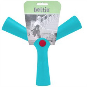 Otis & Claude Bettie - Tail Waggin' Teal (Blue) LARGE