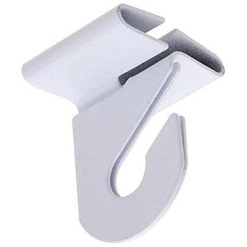 tional Mfg. National 249664 Suspended Ceiling Hook, White