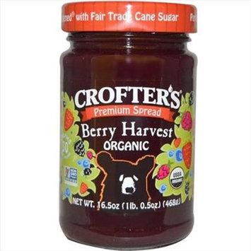 Crofters PREMIUM SPRD, OG2, BRY HRVS, (Pack of 6)