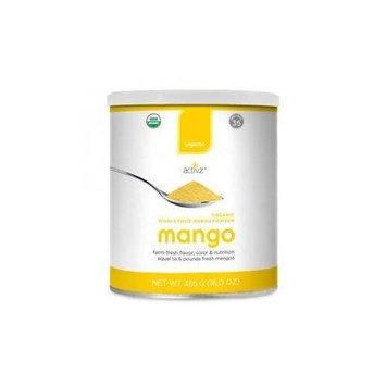 Activz - Organic Whole Mango Powder - 16 oz.