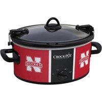 University Of Nebraska NCAA Crock-Pot® Cook & Carry 6-Qt. Slow Cooker
