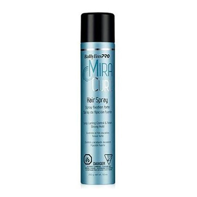 BaByliss PRO MiraCurl Hair Spray Fixation Forte, 10 oz