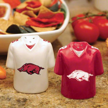 The Memory Company Arkansas Gameday Salt and Pepper Shakers