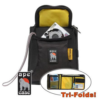 Ape Case AC252 Tri-Fold Wallet and Camera Case