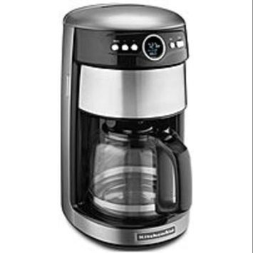 KitchenAid KCM1402QG 14-Cup Coffee Maker (Grey)