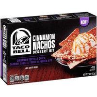Taco Bell Cinnamon Nachos Dessert Kit, 5.54 oz