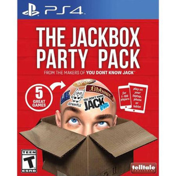 Telltale Games The Jackbox Party Pack - Playstation 4