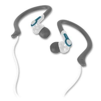 Memorex EC110 Sport In-Ear Headphones, Orange