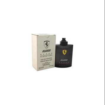 Ferrari Scuderia Black Signature Ferrari 4.2 ozEDT Spray (Tester) Men