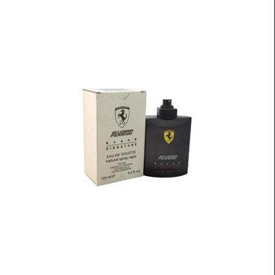 Ferrari Scuderia Black Signature Ferrari 4.2 ozEDT Spray (Tester) Men