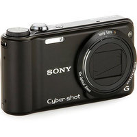 Sony Cyber-shot H55 Black 14MP Digital Camera, 10x Optical Zoom, 3