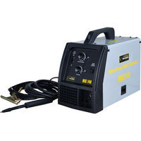 Buffalo Corp MMIG140 Pro-Series Wire-Feed, Spoolgun-Ready 140 Amps MIG Welder Kit