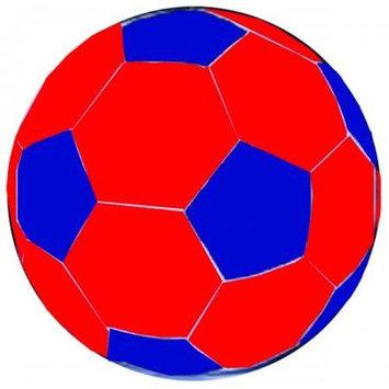 Horsemen S Pride Inc - Mega Ball Soccer Ball Cover- Blue-red 25 Inch - C425 SB
