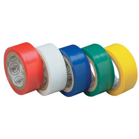 Gardner Bender Assorted Colors Electrical Tape