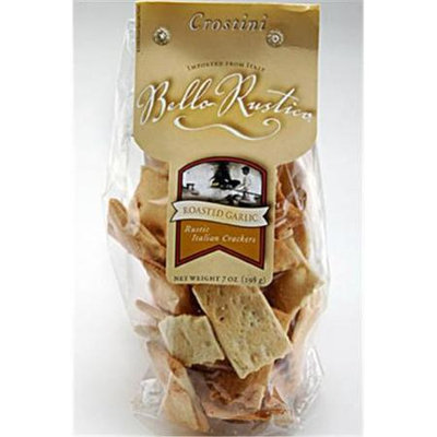 Bello Rustico 13017 7 oz. Crostini Garlic Pack of 12