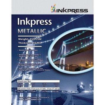 Inkpress Metallic Paper Metallic Glossy Surface