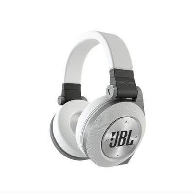 JBL E50 Synchros Over Ear Bluetooth Headphones (White)