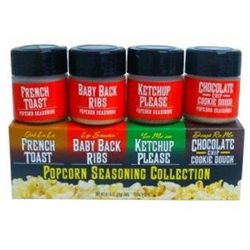 Wabash Valley Farms 77307 Popcorn Seasoning - Specialty - 4 Flavours